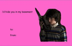 first stranger things memes book - reached september reached october in random reached december © mileventrash 2016 Meme Valentines Cards, Bad Valentines, Valentines Gifts For Boyfriend, Valentine Ideas, Cute Memes, Funny Memes, Hilarious, Stranger Things Have Happened, Def Not