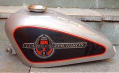 Harley Davinson 90 years anniversary limited edition tank 1903-1993 #HarleyDavinson Anniversary, Ebay