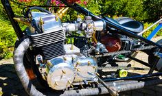 1976 Honda CB750 Chopper Rat Trike,  Price: $8,750 (or Best Offer),  Item Location: Arnold, Maryland, United States,  Ship To: United States, Canada.    http://ebay.com/itm/Custom-Built-Motorcycles-CB-/142095562349?forcerrptr=true&hash=item21158e366d:g:1KAAAOSwaB5XvKDx&item=142095562349