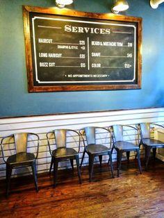 Barber Shop Highland Park : ... about BarberShop on Pinterest Barber Shop, Barbers and Barber Chair