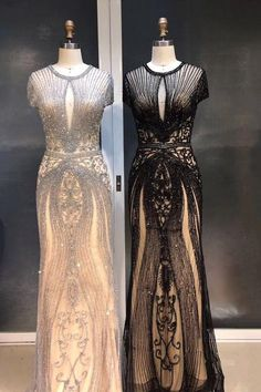 Beaded Prom Dress, Mermaid Prom Dresses, Homecoming Dresses, Elegant Dresses, Formal Dresses, Navy Blue Prom Dresses, Evening Dresses Online, Dress Online, Quinceanera Dresses