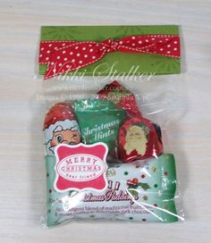 Lolly bags for kids Christmas Stockings, Christmas Diy, Merry Christmas, Lolly Bags, Snack Recipes, Snacks, Kids Bags, Close To My Heart, Xmas Gifts