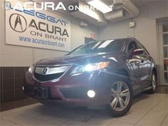 2013 Acura RDX TECH RUN.BOARDS ROOFRAILS OFFLEASE ONLY58K