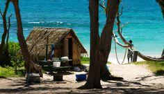 Malaekahana Camping Ground huts on Oahu's north shore. Hawaii Life, Aloha Hawaii, Hawaii Vacation, Hawaii Travel, Vacation Trips, Vacation Spots, Vacations, Camping Places, Places To Travel