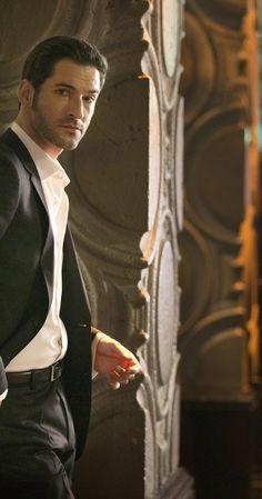 Lucifer (TV Series) Staring Tom Ellis Series Premiere Monday, January 25, 2016 on FOX
