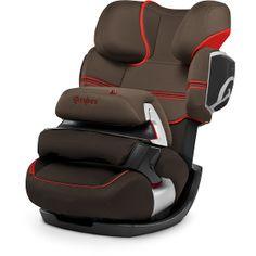 Cybex Pallas-2 es la evolución de la silla de referencia en el Grupo 1/2/3 sin Isofix. La Pallas 2 mejora la seguridad del niño añadiendo cojines de absorción frontal y lateral para minimizar los riesgos de lesión en caso de accidente.