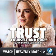 Heavenly Match - Christian Movie/Film on DVD UPTV - http://www.christianfilmdatabase.com/review/heavenly-match/