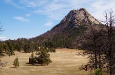 Grey Rock Mountain, Larimer County