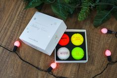 Spread the Christmas cheer with our latest golf balls from Volvik Golf😍🎄. Perfect gift for the golfer in your life who is always complaining they cannot find their ball🤪🎁 _______ Christmas Deals, Holiday Deals, Holiday Gifts, Merry Christmas, Gifts For Golfers, Golf Gifts, Dubai Golf, Golf Shop, Golf Ball