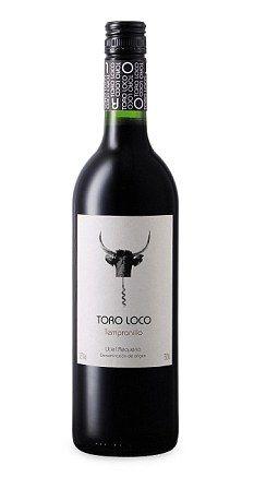 Stonking plonk: Aldi's Spanish Toro Loco Tempranillo 2011 (above) has won an international award despite costing just £3.59p