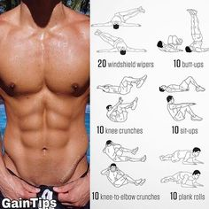 Ab workout for that V cut. - Follow @bossgainz for more tips. - - #Calisthenics #pump #instafit #protein #core #chestday #respect #musclephotos #aestheticfitness #muscleandhealth #6pack #instagramfitness #lifestyle #nevergiveup #grind #ifbb #nutrition #results #coach #trainer #trx #strengthtraining #fitmom #noexcuses #natty #gains #dedicated #pumped .