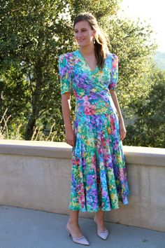 Sally Browne Giverny Dress by ByzantineDream on Etsy, $125.00