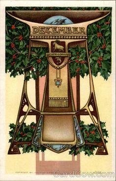 December - Capricornus AENZ Astrology & Zodiac