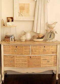 Renovamos la cómoda: propuestas inspiradoras | Decorar tu casa es facilisimo.com