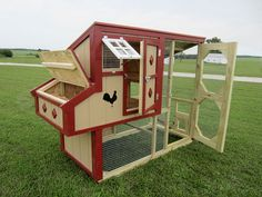 Backyard Chicken Product: Chicken Coops - The Sidekick (up to 6 chickens) - from My Pet Chicken