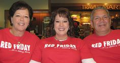 Red Friday, Support our Troops  Marine Parents explains the meaning and history of Red Friday