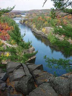 Wisconsin: Interstate State Park