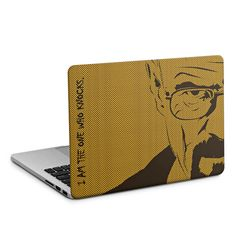 The One Who Knocks für DesignSkins® (glänzend) für Apple MacBook Air 13 mid 2013 von DeinDesign™