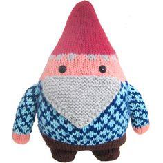 too cute - jumbo gnome pattern by mochimochi