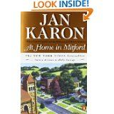 Here is the first book in her Mitford series.  I own and love all of Karon's books!  Easy to read, makes you want to find this town of Mitford.  In fact, the year I discovered her books, our family spent spring break in Blowing Rock, NC, where the author lived when she wrote the series.  It was Mitford all over and we loved it!