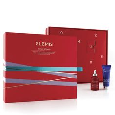 elemis gift set 12 days Beauty Home Pamper Christmas Box 12 Day Advent Calender