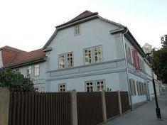 Het Schillerhaus in Rudolstadt Schillerstrase 25 waar Schiller Charlotte ontmoette Friedrich Von Schiller, Cabin, House Styles, Outdoor Decor, Home Decor, Decoration Home, Room Decor, Cabins, Cottage