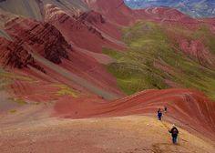 Perú.  Camino del Apu Ausangate