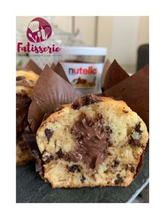 Muffins ultra moelleux – Fatisserie Sweet Recipes, Cake Recipes, Biscuit Cupcakes, Tea Biscuits, Cake Factory, Easy Desserts, Deserts, Food And Drink, Tasty