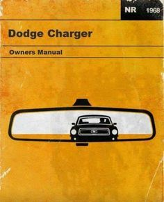 First lesson when you drive Dodge Charger