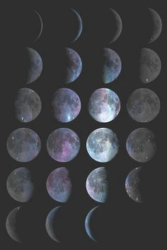 Moon phases                                                                                                                                                      More