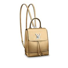 0a424872171f Lockme Backpack Mini Lockme in Women s Handbags collections by Louis Vuitton
