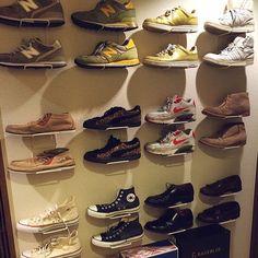 靴屋/一人暮らし/収納/ディスプレイ収納/玄関/入り口のインテリア実例 - 2014-06-30 13:55:08 | RoomClip(ルームクリップ)
