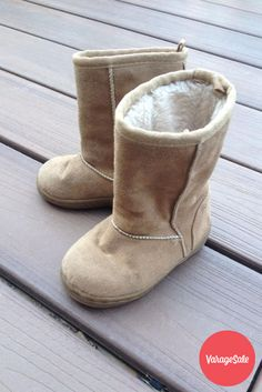 de0de02dfc8 Cute baby  amp  toddler girls boots. These stlyish boots are in a tan colour