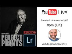 How to get PERFECT PRINTS using Soft Proofing in Lightroom and Photoshop - Glyn Dewis