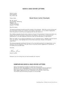 example cover letter inside business writing tips authorstream - Sample Cover Letter For A Resume