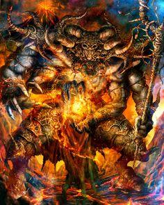 Belias from Mobius Final Fantasy
