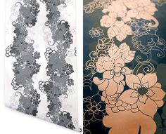 From underwater to undergrowth, nature inspires our new wallpaper collection from Hygge & West...