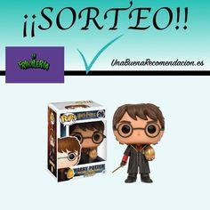 Sorteo Funko Pop Harry Potter Huevo Dorado