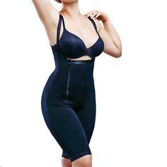 Lady/'s Smooth Underbust Line Body Shaper Short Dress S ~ XL