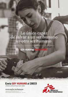 """#Esoll : """"Ser humano salva vidas"""" nueva campaña de Médicos ..."""