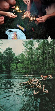 Summer things... whatever this is! I want to do this!