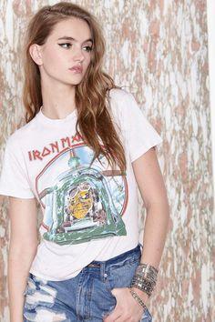 Iron Maiden Aces High Tee