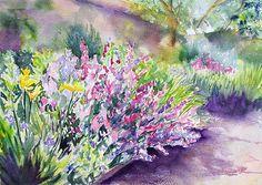 Ruth S Harris Fine Art - Watercolour Landscapes