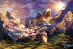 Hemera: Goddess of Day