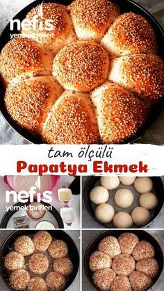 Bread Recipes, Cooking Recipes, Healthy Recipes, Yummy Recipes, Pan Bread, Bread And Pastries, Snacks, Bon Appetit, Pretzel Bites