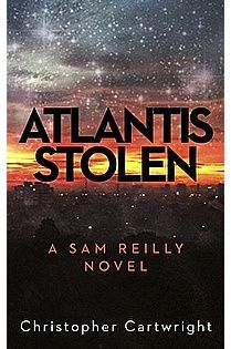 Atlantis Stolen (Sam Reilly Book by [Cartwright, Christopher] Books To Read, My Books, Ebook Cover, Free Kindle Books, History Books, Atlantis, Bestselling Author, Thriller, Novels