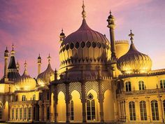 Brighton, Royal Pavilion (on VisitBritain's LoveWall)