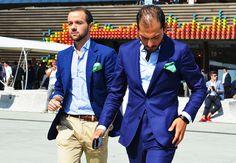 Italian Street Style  - Tommy Ton