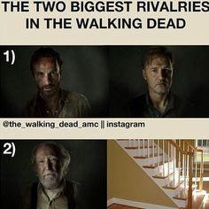 {Walking Dead} Poor Herschel