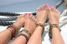 ankle bracelets - Google Search